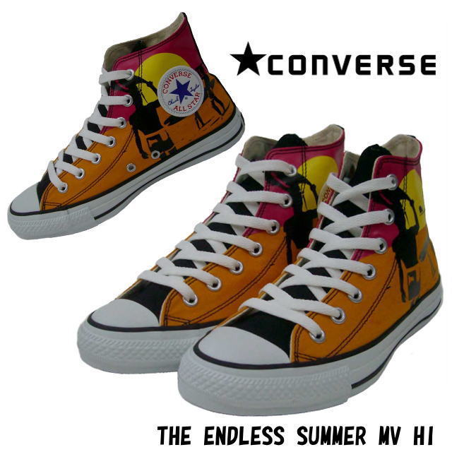 CONVERSE ALL STAR THE ENDLESS SUMMER MV HIコンバース オールスター エンドレス サマー MV HI