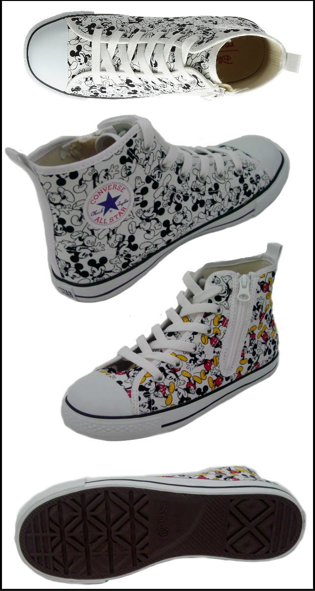 Shoes Yamaguchi  Converse child all-stars Mickey Mouse CHILD ALL ... c4a06a9f5