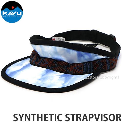 KAVU Mens Synthetic Strap Visor KAVU-Outdoors 102-724
