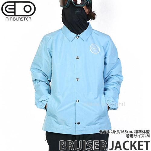 20model エアブラスター ブルーザー ジャケット 【AIRBLASTER BRUISER JACKET】 スノーボード ウエア メンズ ジャケット アウター SNOW WEAR MENS カラー:AIR BLUE