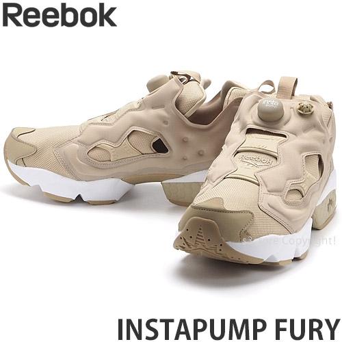 S3STORE エススリーストア リーボック インスタポンプ 低価格化 フューリー Reebok INSTAPUMP FURY スニーカー MENS WHITE メンズ BEIGE 2020A/W新作送料無料 靴 カジュアル デザイン シューズ カラー:UTILITY