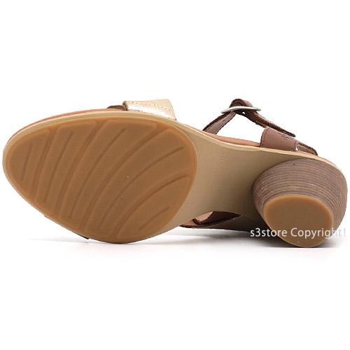 エミュー ドーン 【emu DAWN】 国内正規品 サンダル 靴 レディース 女性 ヒール EVA ストラップ ファッション コーディネート カラー:BROWN