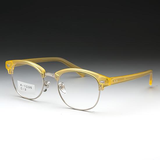 老眼鏡 ブルーカット UVカット ヴィンテージ サーモント おしゃれ 男性 シニアグラス 左右違い 度数調整 度数 0.25 0.5 0.75 1.0 1.25 1.5 1.75 2.0 2.25 2.5 2.75 3.0 3.25 3.5 3.75 4.0 ケース付き ラスティネイル クリアアンバー RN1035C3