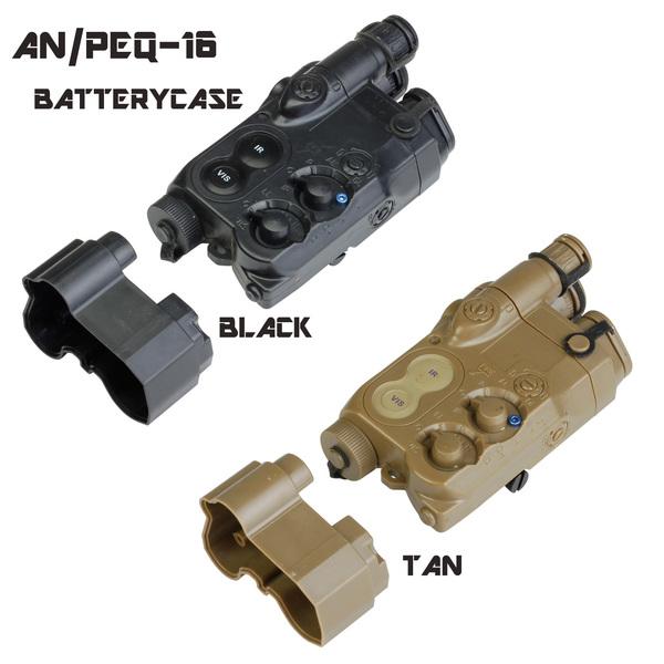 その他 送料無料 激安 お買い得 キ゛フト Broptical AN PEQ-16タイプ バッテリーケース 黒 誕生日プレゼント サバゲー パーツ TAN ATPIALタイプ 人気 ダミーケース