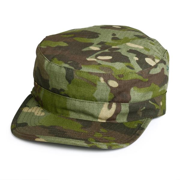 帽子 Broptical マルチカム トロピック ミリタリーキャップ 迷彩柄 カモフラージュ BDU ブラウン レディース サバゲー 在庫一掃売り切りセール 送料0円 パトロールキャップ 装備