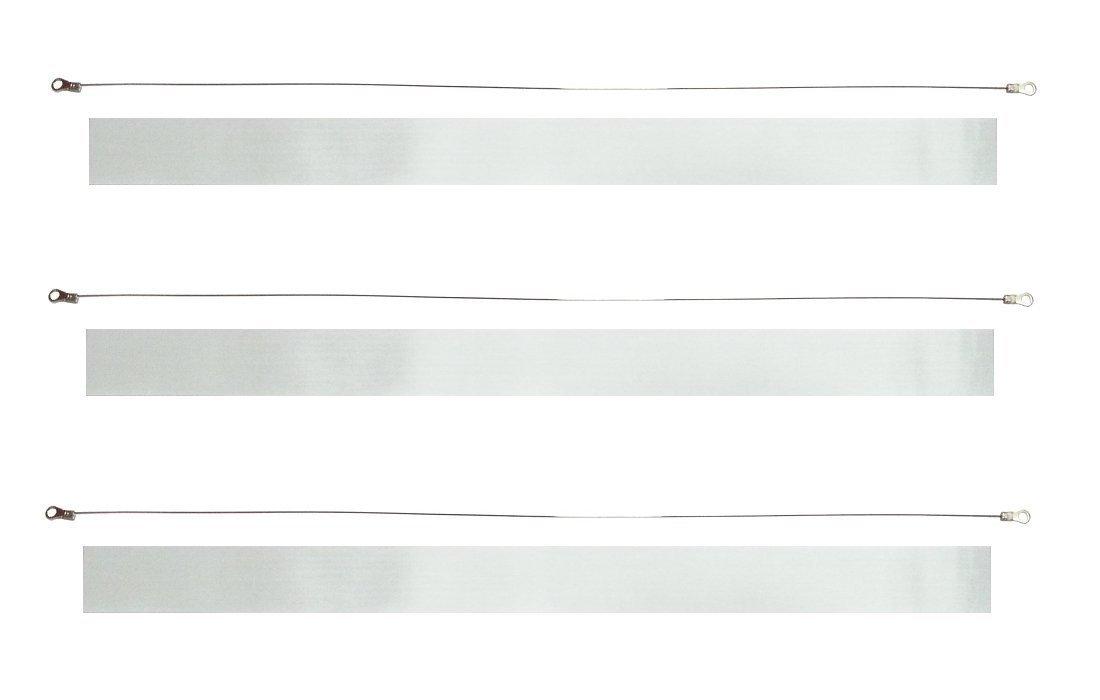毎日激安特売で 営業中です 新品未使用 簡易シーラーでお手軽簡単便利 オススメの一品です 高性能シーラー インパルスシーラー 400mm 交換用ヒーター線 3本セット