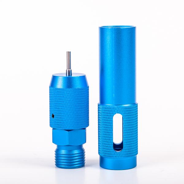 その他 Broptical メタル製 マート 12g まとめ買い特価 CO2ガスリフィルチャージャー ガスブローバックガン ブルー 青 カートガスグレネード用