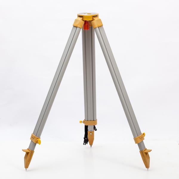 信頼 激安挑戦中 レーザー墨出し器 のお供 軽量タイプの三脚です 測量用三脚 平面 カラー レーザー など トランシット 測量 三脚 経緯儀 墨出し器 樹脂