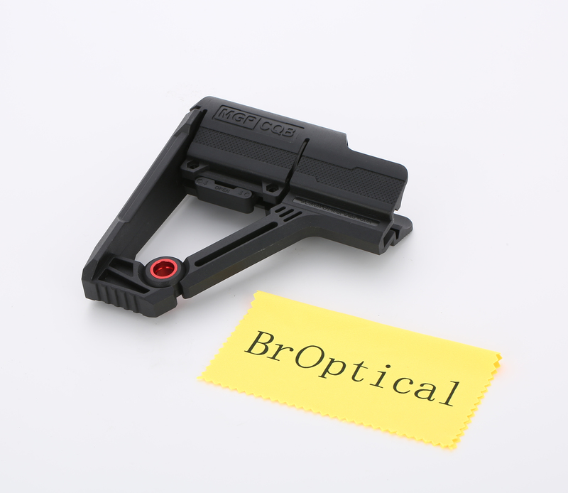 Broptical MGP CQB SBR ストック SALE 日本全国 送料無料 備品 黒 パーツ サバゲー 用品