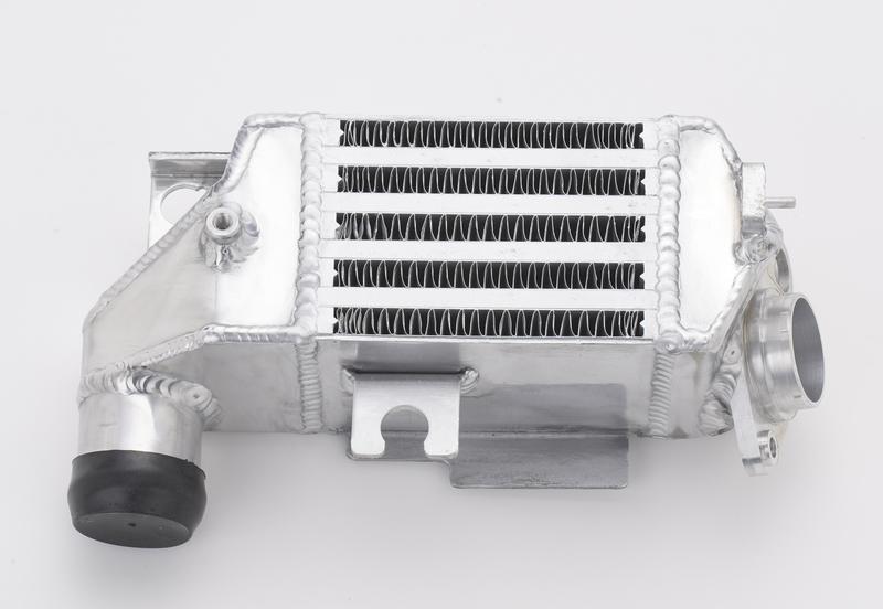贈答品 流路改善型 オールアルミ ムーヴカスタム L175S L185系 daihatsu LSEXーF 製 インタークーラー ダイハツ 通信販売