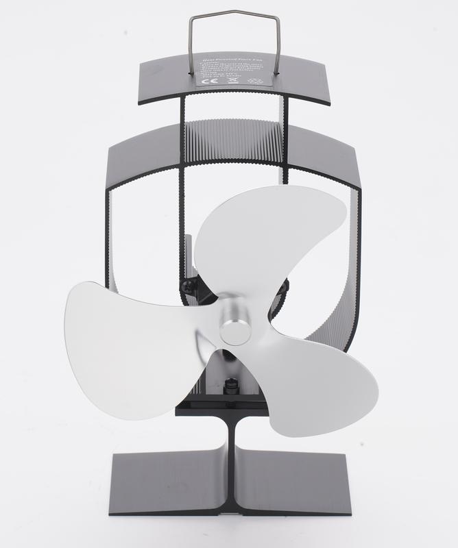 Broptical 電源不要 エコ ストーブファン 3ブレード ストーブの上に置いて空気を循環 世界の人気ブランド ゼーベック効果 エコファン 省エネ Seebeck 日本正規品 effect