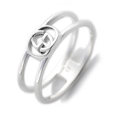 グッチ GUCCI / リング #17 #298036-J8400-8106 17 silver