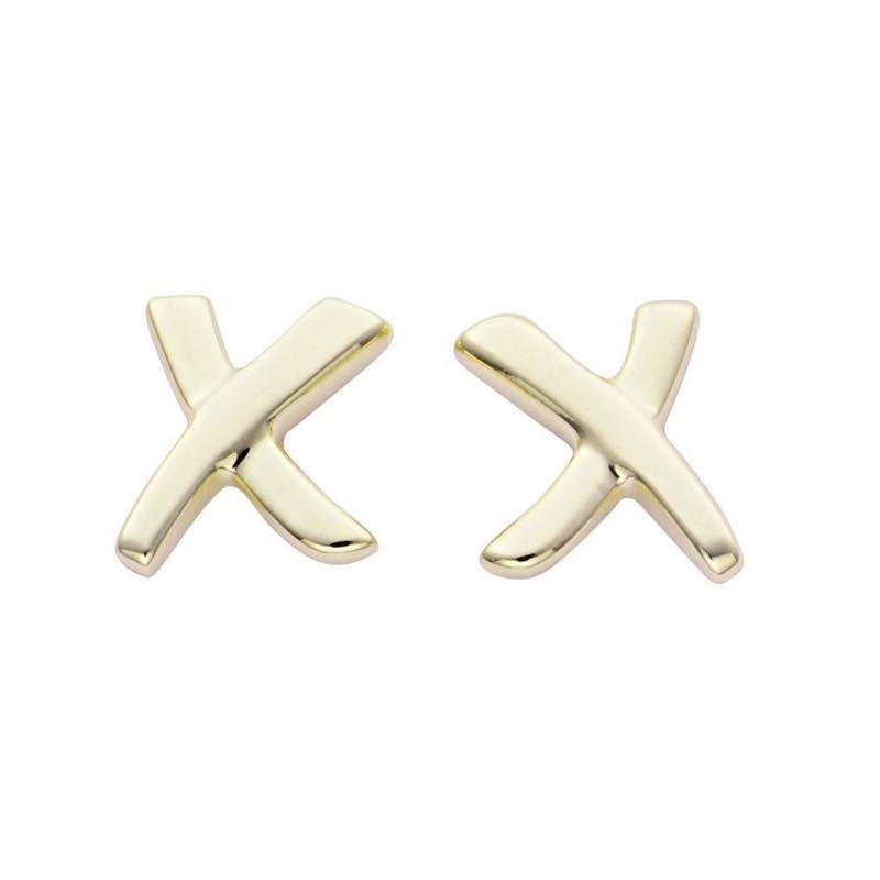 ティファニー Tiffany & Co. パロマ ピカソ グラフティ X キス ピアス 60962316 出産祝 年越し お盆 クリスマス