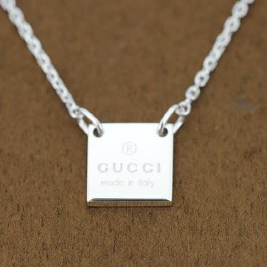 グッチ GUCCI / ネックレス #223514 J8400 8106 silver