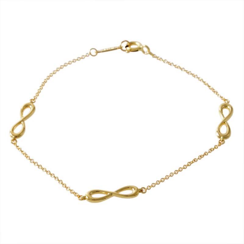 ティファニー Tiffany & Co. / インフィニティ エンドレス ブレスレット #35309756