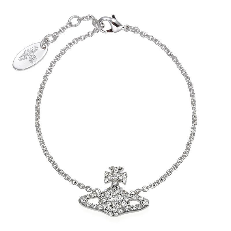 ヴィヴィアン・ウエストウッド VIVIENNE WESTWOOD / Grace Bas Relief Bracelet ブレスレット #BBL386 3 SILVER