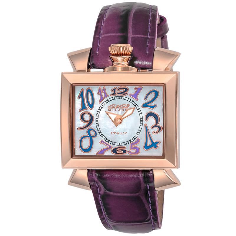 ガガミラノ GAGA MILANO / NAPOLEONE 40MM 腕時計 #6031.4 PUP NEW