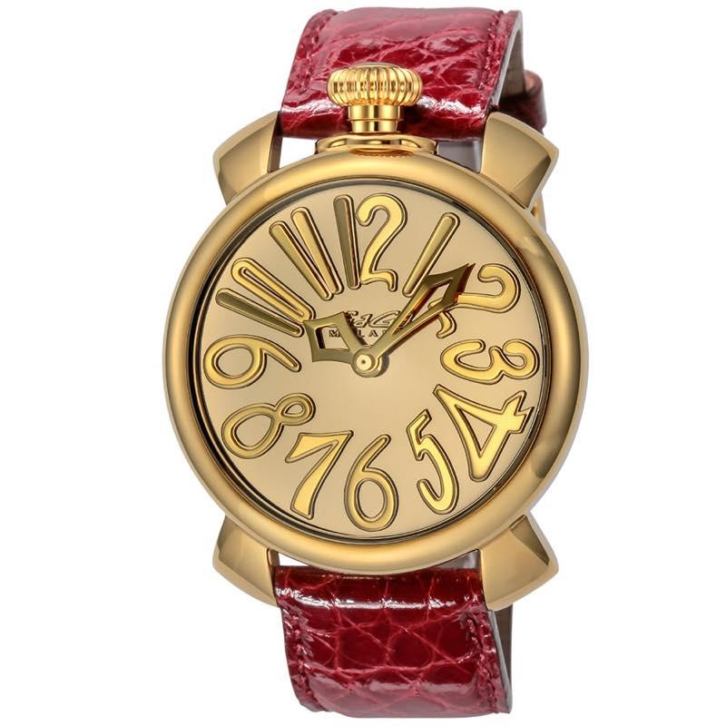 ガガミラノ GAGA MILANO / 腕時計 #5223.MIR.01-RED