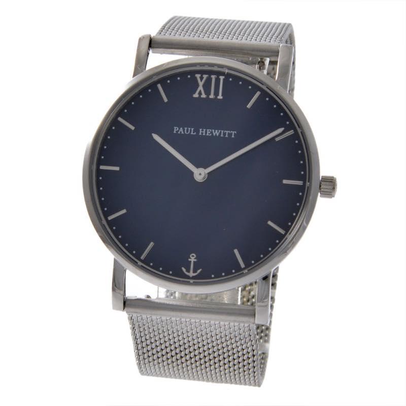 ポールヒューイット PAUL HEWITT / Sailor Line 36mm 腕時計 #PH-SA-S-Sm-B-4S