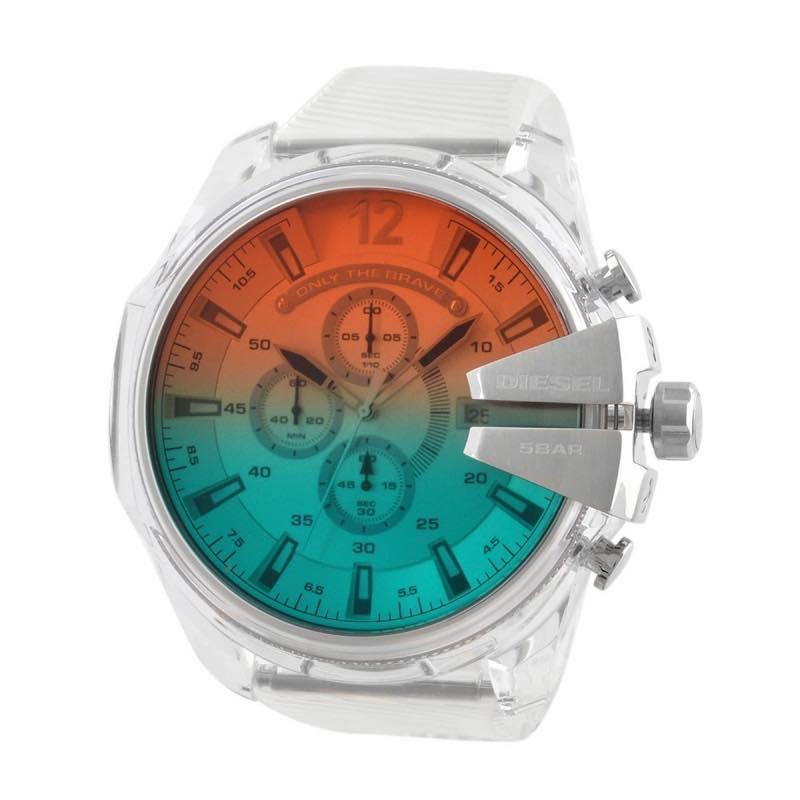 ディーゼル DIESEL / メガチーフ 腕時計 #DZ4515