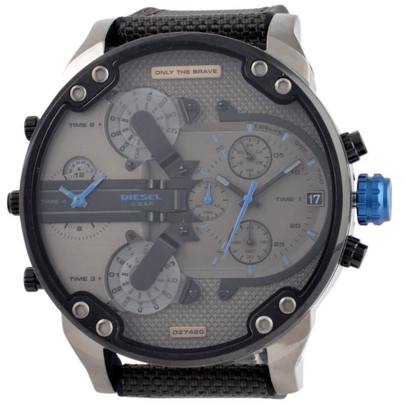 ディーゼル DIESEL / ミスターダディ 腕時計 #DZ7420