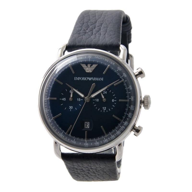 エンポリオアルマーニ EMPORIO ARMANI / アビエーター 腕時計 #AR11105