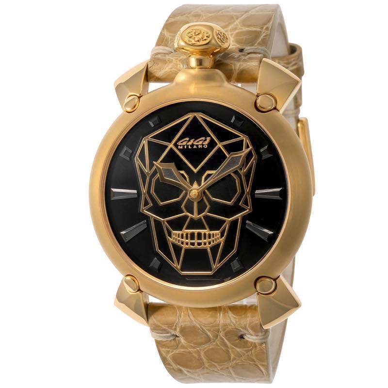 ガガミラノ GAGA MILANO / 腕時計 #6014.01S