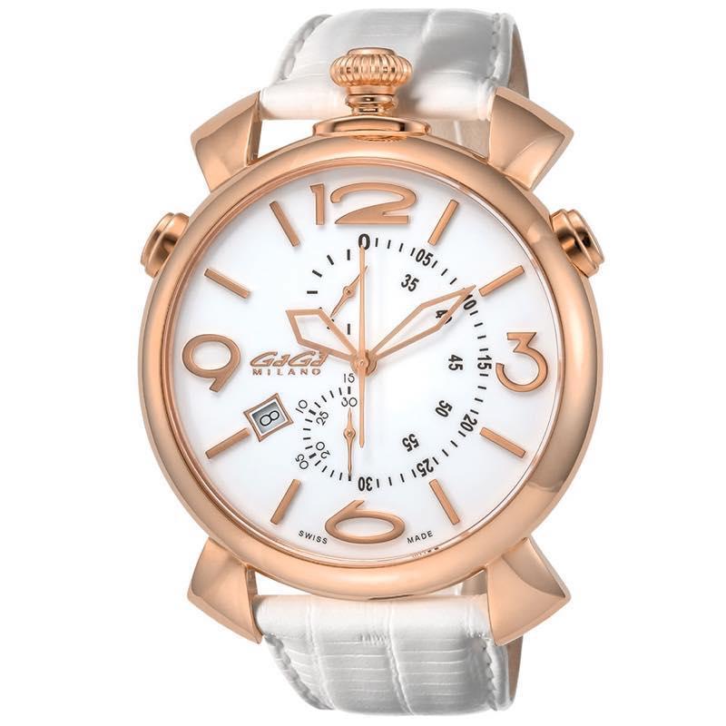 ガガミラノ GAGA MILANO / 腕時計 #5098.01WH-NEW