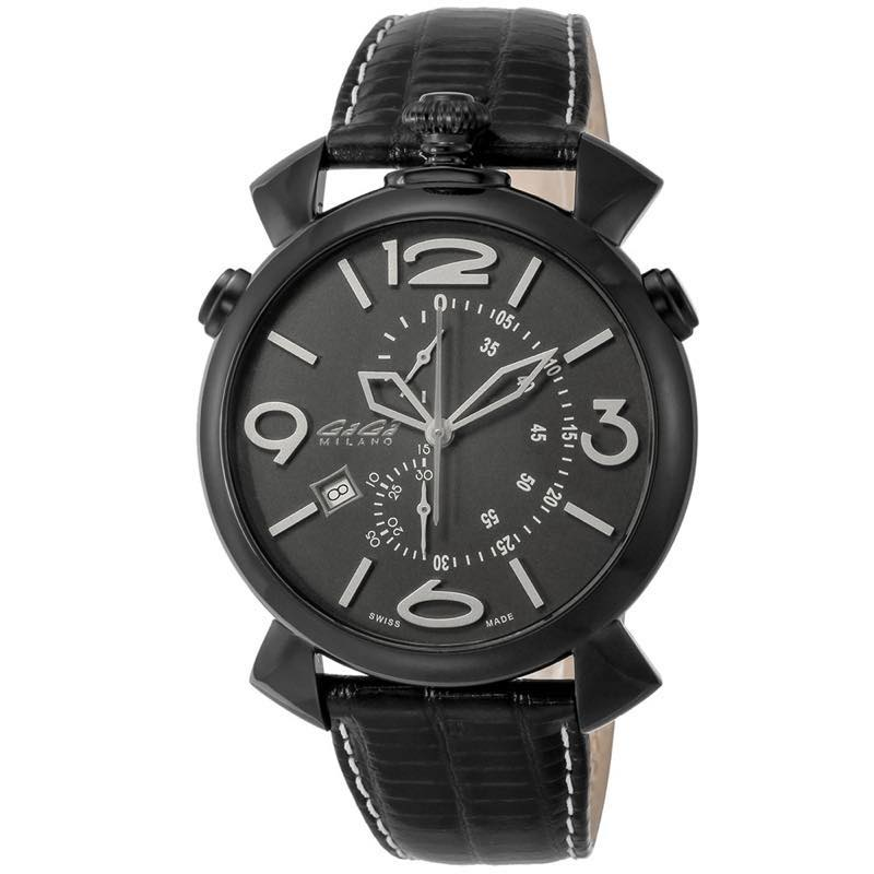 ガガミラノ GAGA MILANO / 腕時計 #5099.01BK-NEW-N