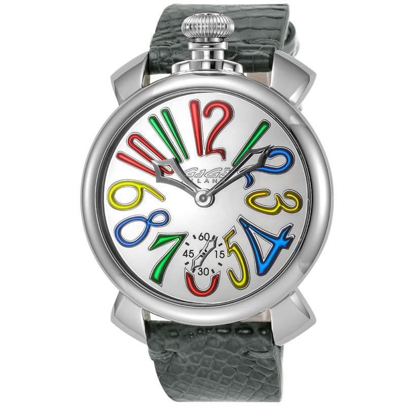 ガガミラノ GAGA MILANO / 腕時計 #5210MIR02-GRY