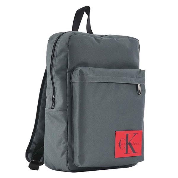 カルバン クライン Calvin Klein / SLIM SQUARE BACKPACK バックパック #750319 CHR CHARCOAL