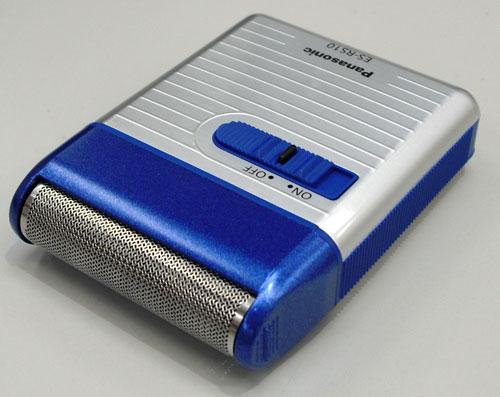 松下电池 コンパクトシェーバー ES RS10 (A)