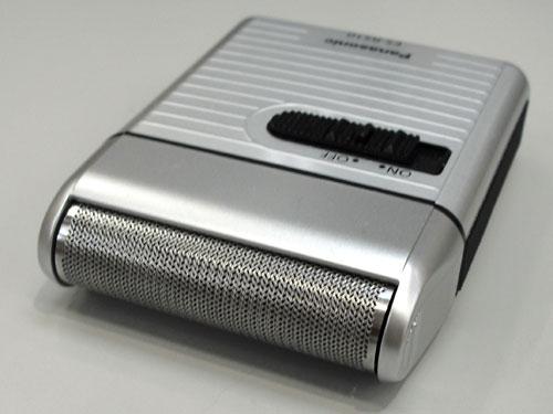 松下电池 コンパクトシェーバー ES RS10 (S)