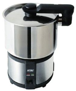 【海外対応・100-240V対応・自動電圧切替式】 NTS 多用途調理器 ミニ炊飯器 トラベルクッカー 容量1.3リットル ITC-AV500