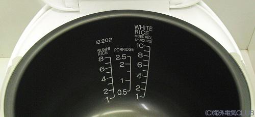 ZOJIRUSHI Rice cooker NS-ZLH18