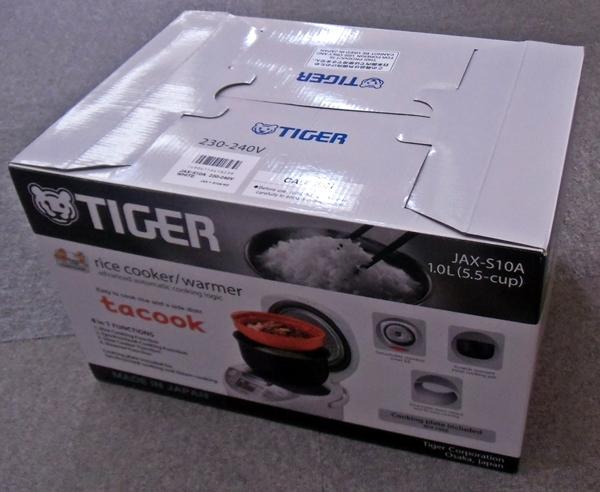 面向海外電飯煲虎牌保暖瓶JAX-S10A(TIGER Rice cooker JAX-S10A 240V)