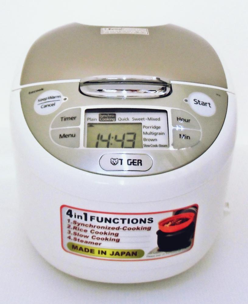 面向海外电饭煲虎牌保暖瓶JAX-S10A(TIGER Rice cooker JAX-S10A 240V)