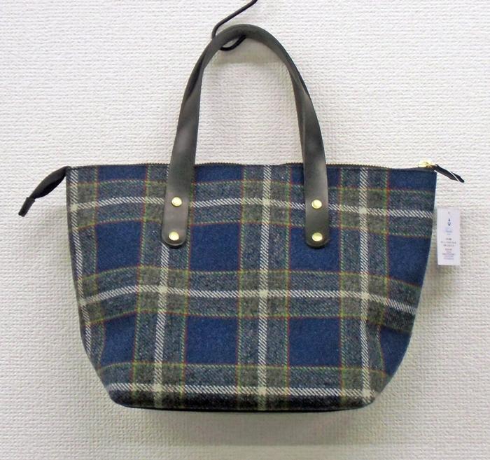 神戸タータン/KOBE TARTAN ランチトートバッグ