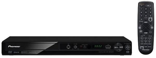 【海外仕様】 パイオニア マルチDVDプレーヤー CPRM対応 DV-3032KV RF