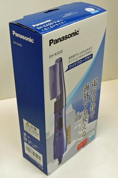 Panasonic国内/海外两用溜溜地是吹风机EH-KA50