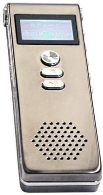 【ICレコーダー】 小型ICレコーダー 長録くん ブラウングレー キヨラカ WK-I01