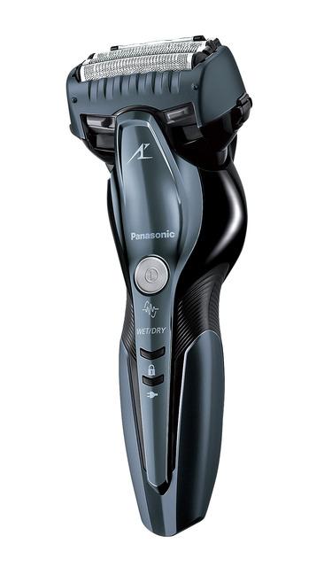 日本国内・海外両対応 電動シェーバー パナソニック メンズシェーバー 《LAMDASH》 お風呂剃りラムダッシュ 3枚刃 グレー ES-CST8R-H