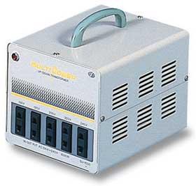 【変圧器】 スワロー電機 海外・国内兼用型トランス マルチトランス 定格容量1500VA 変換電圧100~240V SU-1500