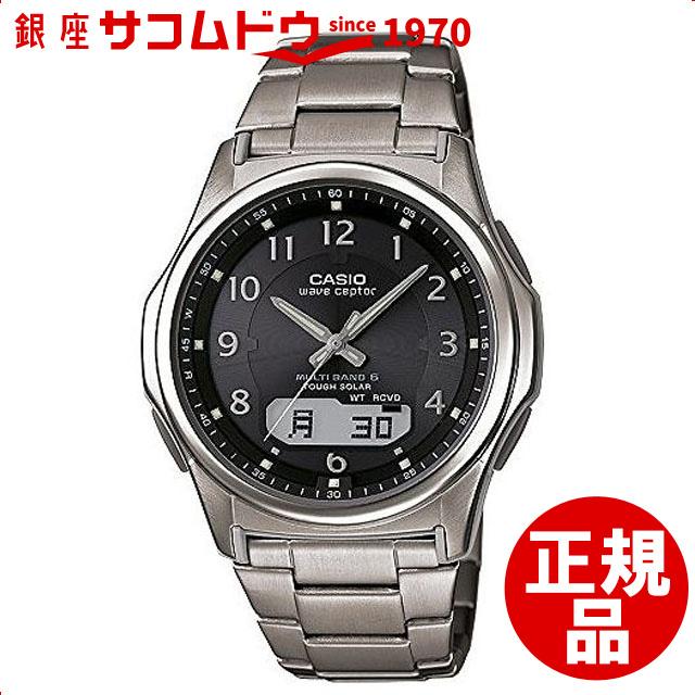 【店頭受取対応商品】カシオ CASIO 腕時計 WAVE CEPTOR ウェーブセプター ウォッチ 世界6局対応電波ソーラー WVA-M630TDE-1AJF メンズ