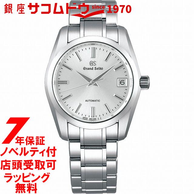 【店頭受取対応商品】【ノベルティ付き】グランドセイコー GRAND SEIKO メカニカル 自動巻き 腕時計 メンズ SBGR251