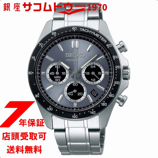 【店頭受取対応商品】 セイコー SEIKO セレクション SELECTION 腕時計 メンズ クロノグラフ SBTR027