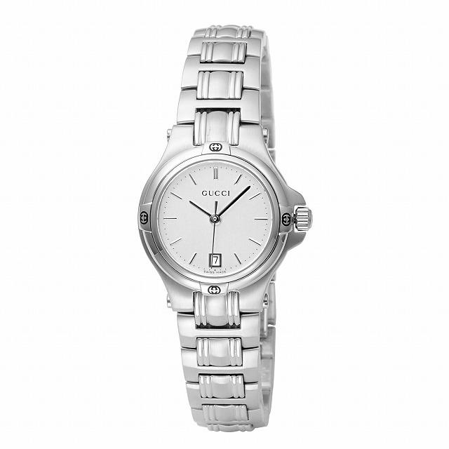 41745211fdbd [グッチ]GUCCI 腕時計 9045 SS シルバー YA090520 レディース【並行輸入品】