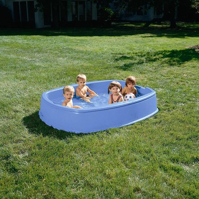 [メーカー直送品のためラッピング・代引き不可] STEP2 (ステップ2) ビックスプラッシュプール [7218][大型玩具 大型遊具 ベビー おもちゃ 野外 屋内 室内 子供用 保育園 幼稚園][大型送料]