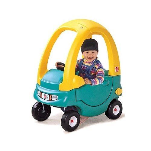 [メーカー直送品のためラッピング・代引き不可] STEP2 (ステップ2) ちびっこマイクーペ(緑) [7419-G][大型玩具 大型遊具 ベビー おもちゃ 野外 屋内 室内 子供用 保育園 幼稚園]