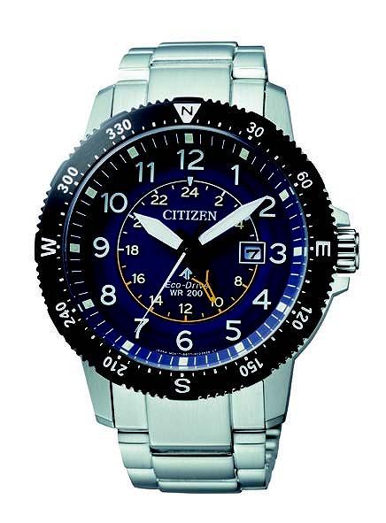 【店頭受取対応商品】「CITIZEN]シチズン PROMASTER LAND プロマスター エコ・ドライブ BJ7094-59L メンズ 腕時計